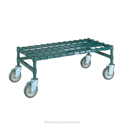 Intermetro MHP53K3 Dunnage Rack Wire Mobile
