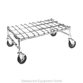 Intermetro MHP55C Dunnage Rack, Wire Mobile