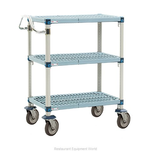 Intermetro MQUC1830G-35 Utility Cart (Magnified)