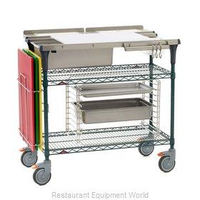 Intermetro MS1824-NKNK Cart, Prep