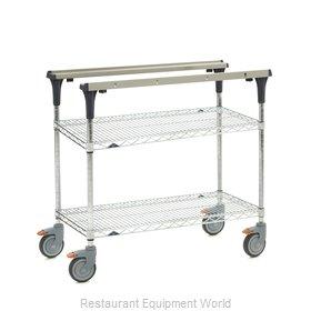 Intermetro MS1836-BRBR Cart, Prep