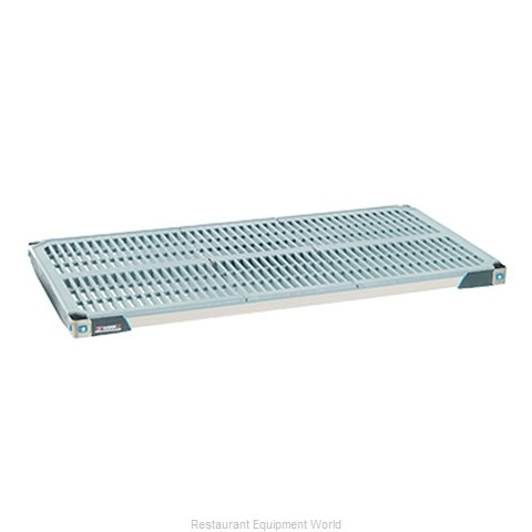 Intermetro MX1848G Shelving, All Plastic (Magnified)
