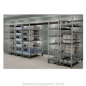 Intermetro MXTTA18 Track Shelving Kit