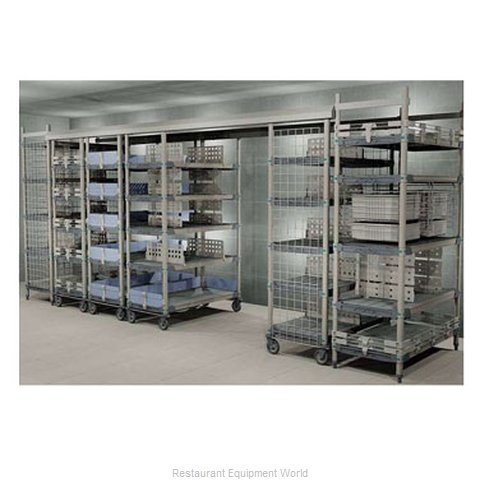 Intermetro MXTTM24S Track Shelving Kit