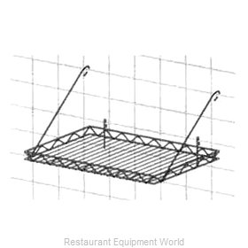 Intermetro PBA-MS Shelving, Wall Grid Shelf