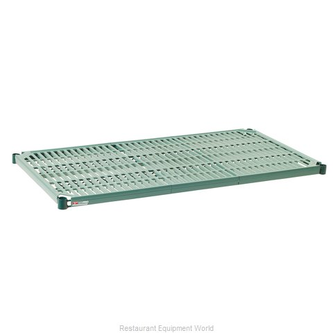 Intermetro PR2124NK3 Shelving Plastic with Metal Frame (Magnified)