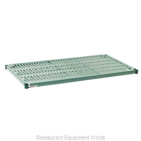 Intermetro PR2454NK3 Shelving, Plastic with Metal Frame