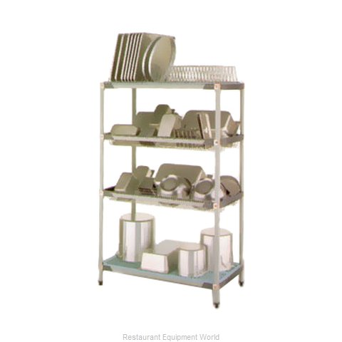 Intermetro PR48X3 Pot and Pan Shelving Rack