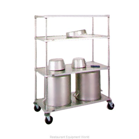 Intermetro PR60ES Pot and Pan Shelving Rack