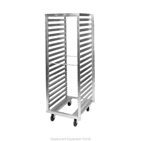 Intermetro RF3N Mobile Roll-In Refrigerator Rack (Magnified)