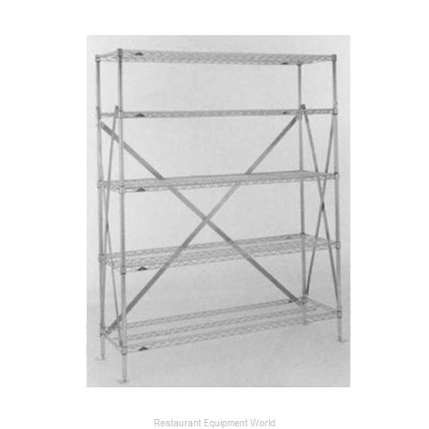 Intermetro SA39BEC Shelving Accessories (Magnified)
