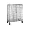 Stainless Steel Mobile Security Cart
