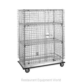 Intermetro SEC56LC Mobile Security Carts