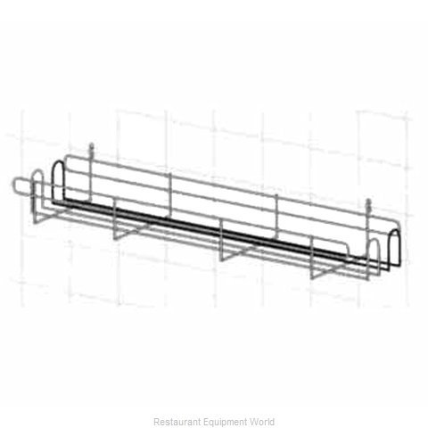 Intermetro SR24BR Shelving, Wall Grid Accessories (Magnified)