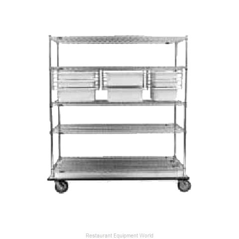 Intermetro SS3NC Shelving Accessories (Magnified)