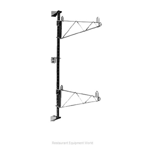 Intermetro SW45C Super Erecta Wall Mount Kit