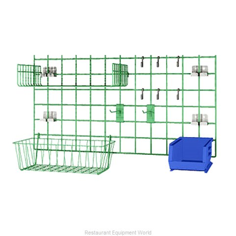 Intermetro SWA2 Shelving, Wall Grid Accessories