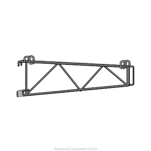 Intermetro SWD18BR Wall Mount for Shelving