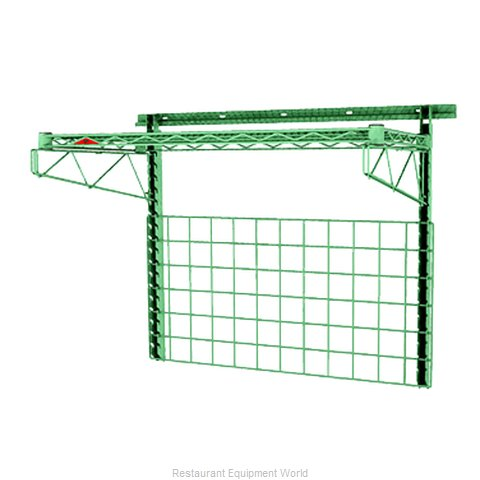Intermetro SWK36-1 Shelving, Wall Grid Unit