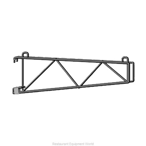 Intermetro SWS24K3 Wall Mount for Shelving