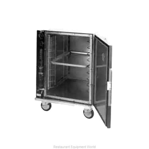 Intermetro TC90BB Heated Cabinet, Mobile