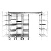 Intermetro TTE24C Track Shelving Kit