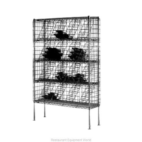 Intermetro WB258C Shelving Unit, Wine