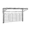 Intermetro WG1836BR Shelving Wall Grid Panel
