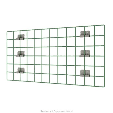 Intermetro WG1836K3 Shelving, Wall Grid Panel