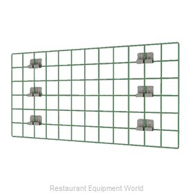 Intermetro WG2436K3 Shelving, Wall Grid Panel