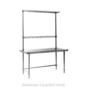 Intermetro WTC309US Work Table,  85