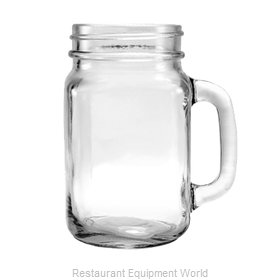 International Tableware 1316 Glass, Mason Jar