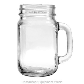 International Tableware 1322 Glass, Mason Jar