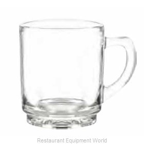 International Tableware 149 Mug, Glass, Coffee