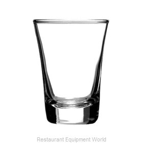 International Tableware 2805 Glass, Shot / Whiskey