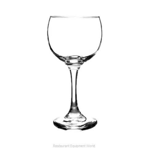 International Tableware 4240 Glass, Wine (Magnified)