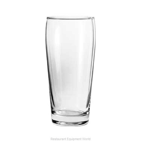 International Tableware 428RT Glass Water (Magnified)