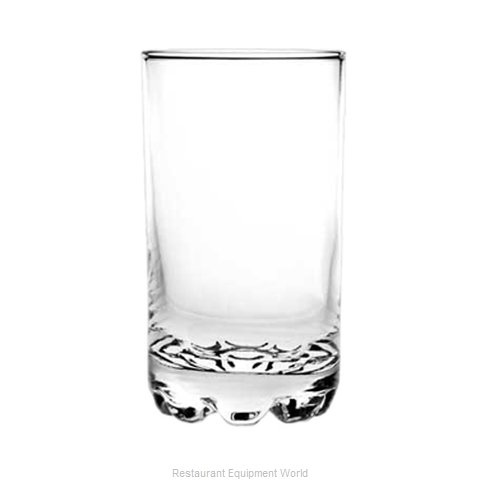 International Tableware 444 Glass Juice (Magnified)