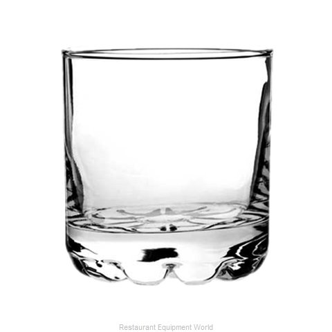 International Tableware 445 Glass, Old Fashioned / Rocks (Magnified)