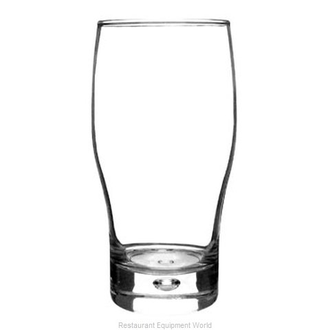 International Tableware 491 Glass Water (Magnified)