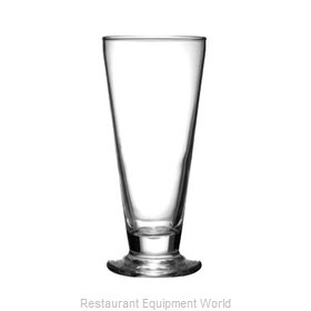 International Tableware 509 Footed Pilsner Beer Glass