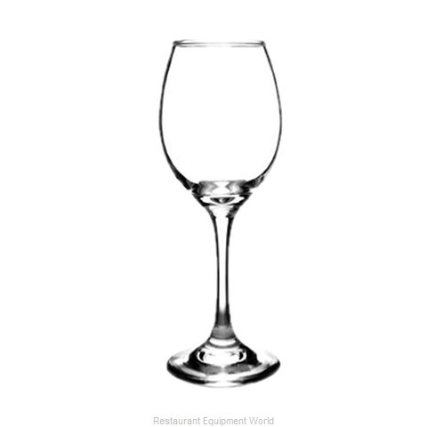 International Tableware 5412 Glass Wine (Magnified)