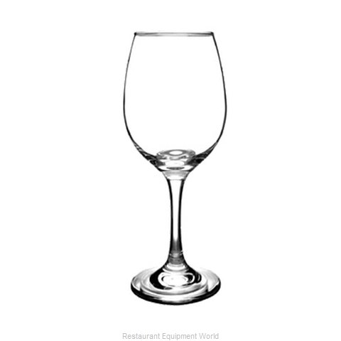 International Tableware 5414 Glass Wine (Magnified)