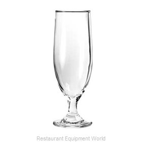 International Tableware 5438 Footed Pilsner Beer Glass