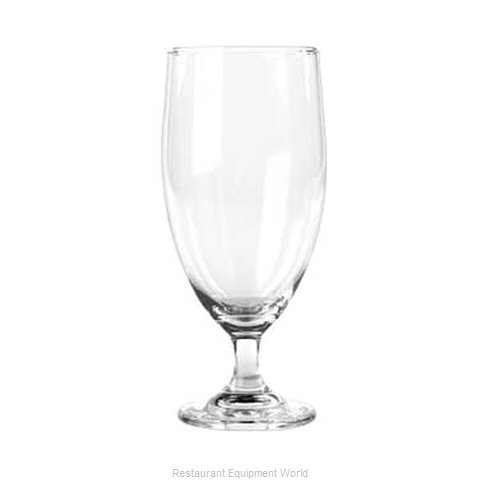 International Tableware 5459 Footed Pilsner Beer Glass