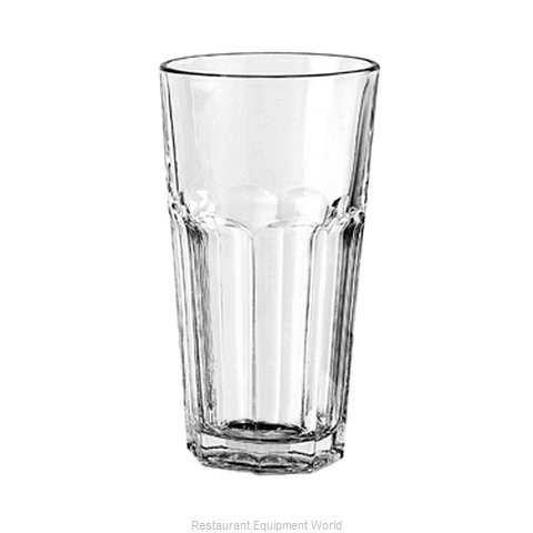 International Tableware 648RT Glass, Water / Tumbler (Magnified)