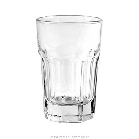 International Tableware 652RT Glass, Juice (Magnified)