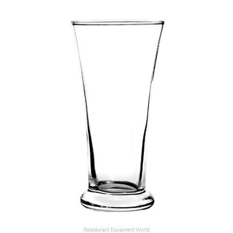 International Tableware 714RT Footed Pilsner Beer Glass
