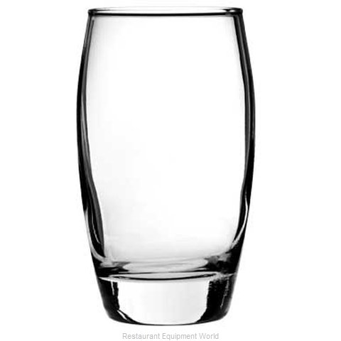 International Tableware 8046 Glass Water (Magnified)