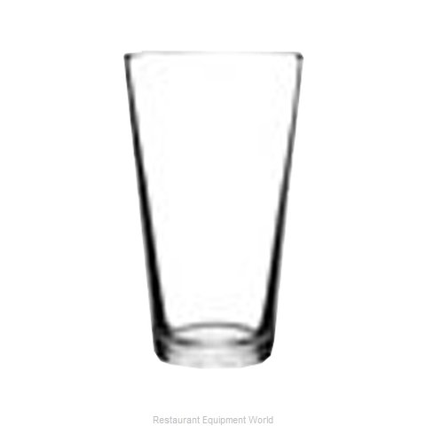 International Tableware 8639RT Glass, Mixing (Magnified)